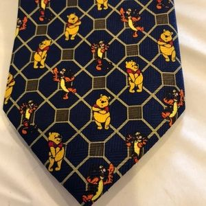 Other - Pooh and Tigger Tie
